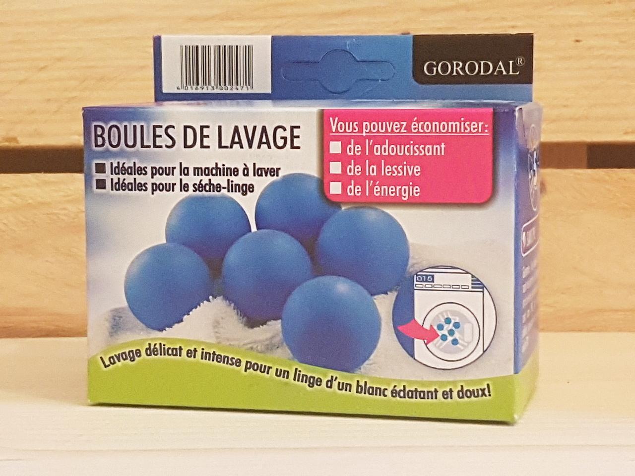Balles de lavage classiques 1