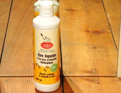 Cire liquide bio 1