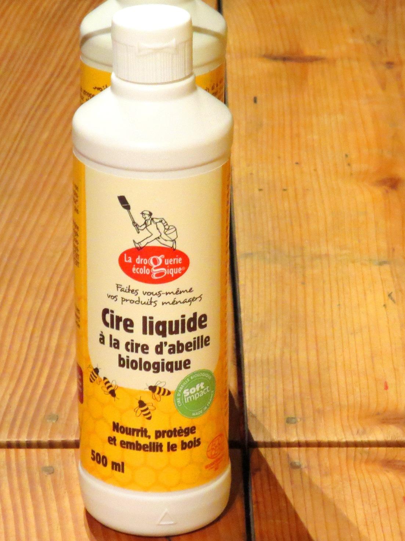 Cire liquide bio 2