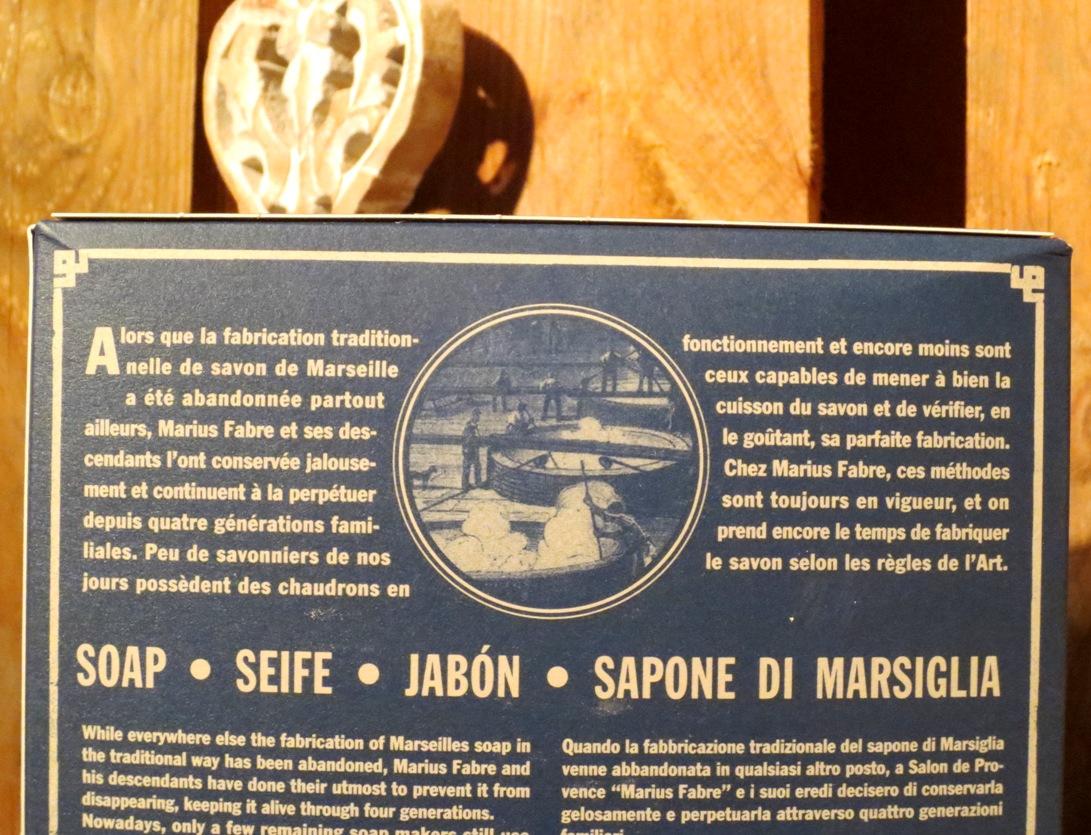 Copeaux savon de marseille boite 750g 3