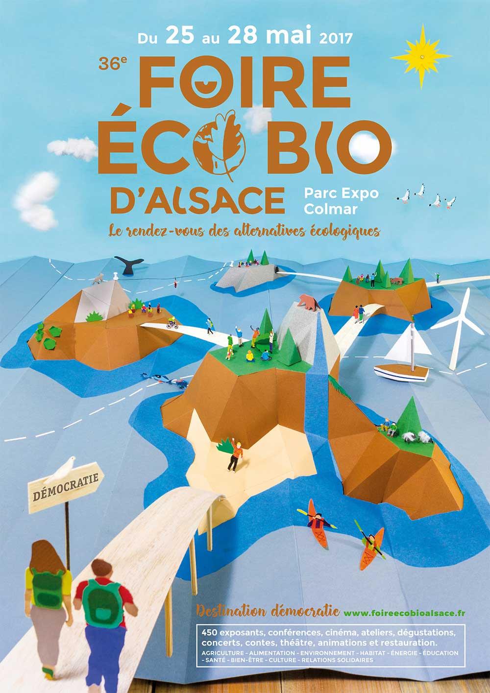 Foire eco bio alsace 2017