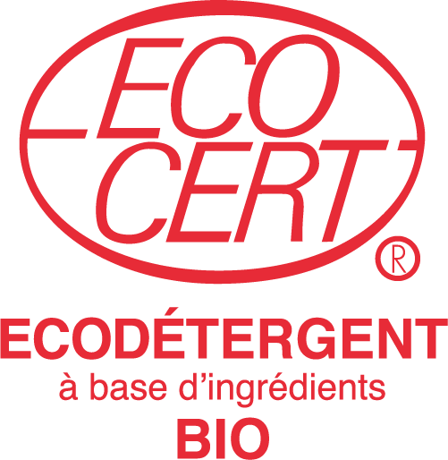 Logo ecodetergents ingredients bio fr rouge en eps