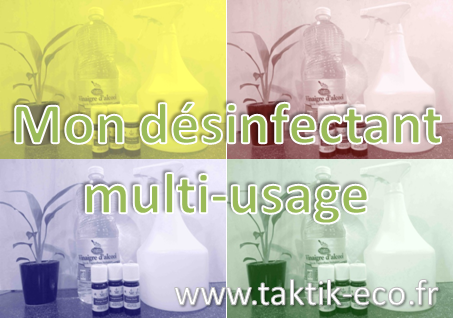 Mon desinfectant multi usage photo presentation