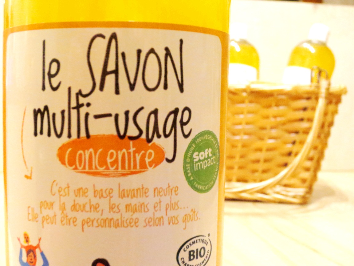 Savon multi usage 3