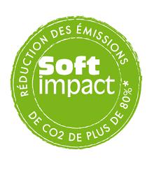 Soft impact sacs poubelle