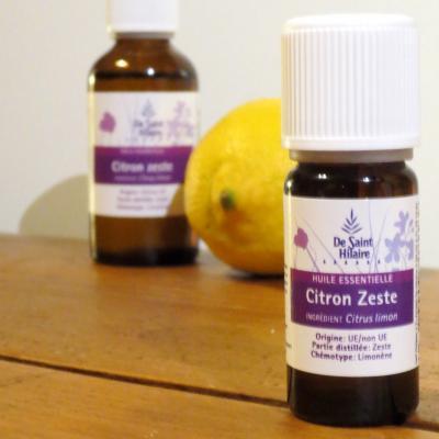 Citron zeste 3