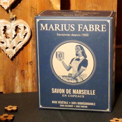 Copeaux savon de marseille boite 750g 2