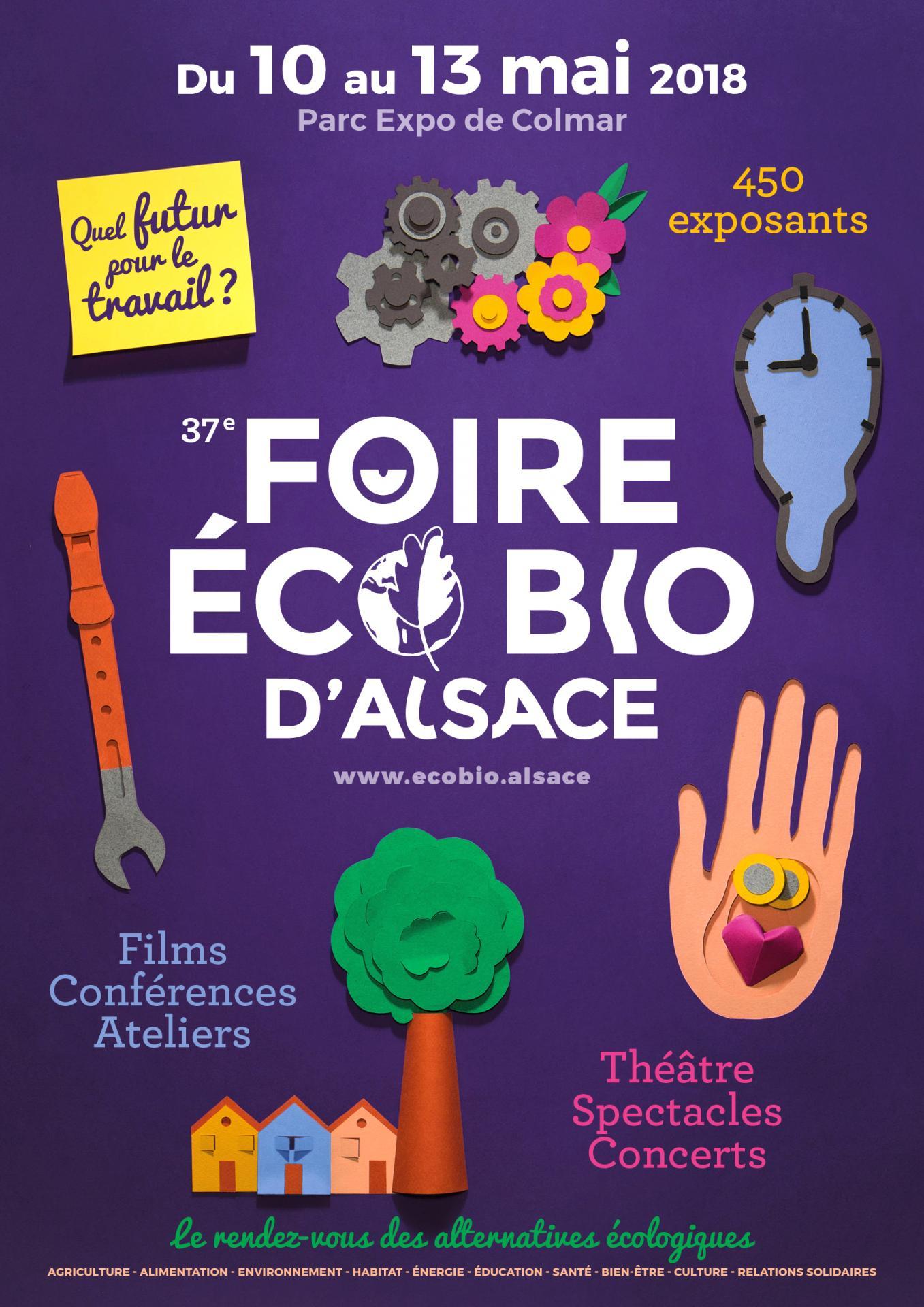 Foire eco bio colmar 2019