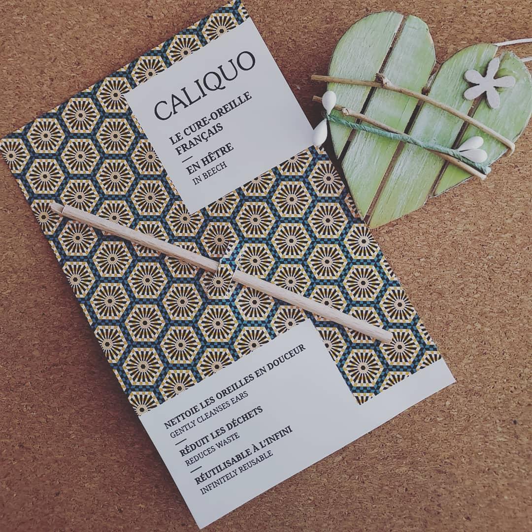 Cure oreille français en hêtre Caliquo